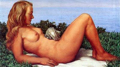 Stolen Magritte