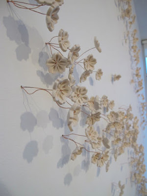 Laurel Lukaszewski's Sakura detail