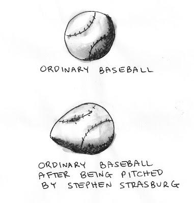 Stephen Strasburg baseball