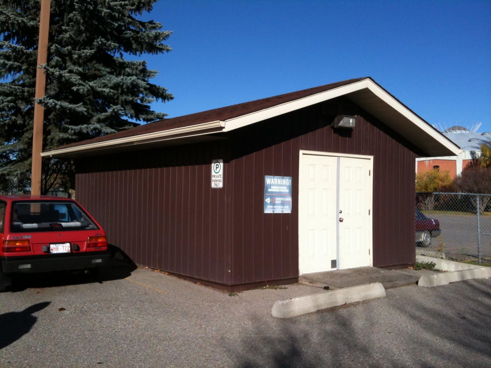 Single garage demolition for Single garage