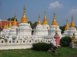 Wat Chedi Sound Lang