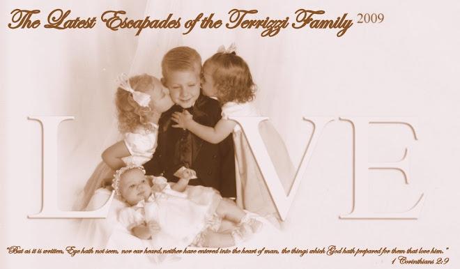 The Latest Escapades of the Terrizzi Family