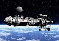nave interplanetaria