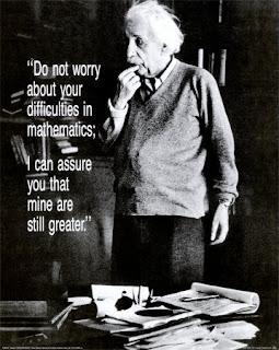 Retrato de Einstein
