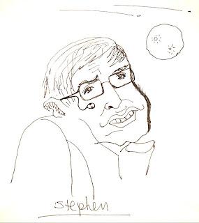 Físico teórico famoso Stephen Hawking