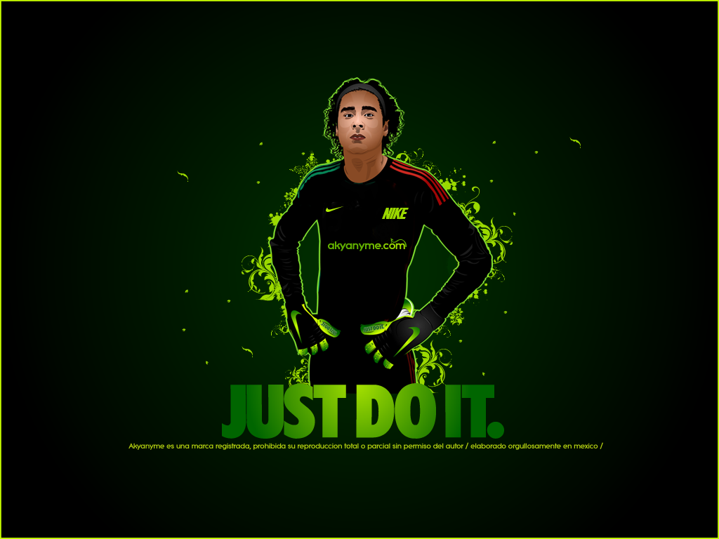powerade wallpaper guillermo ochoa - photo #19