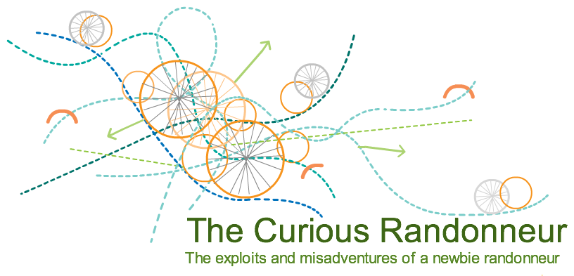 the curious randonneur