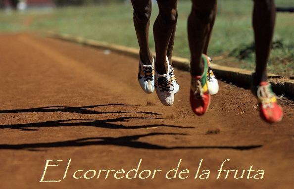 el corredor de la fruta
