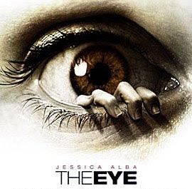 jessica alba eye