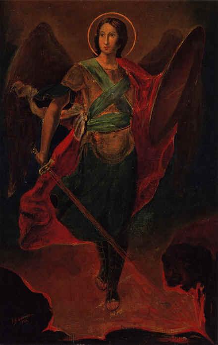 Sfinte Arhanghele MIHAIL, roaga-te pentru noi, pacatosii!