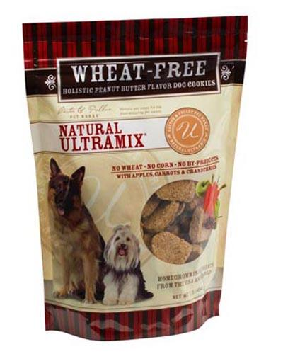 Natural no wheat dog biscuit recipes