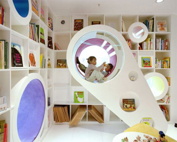 Home Interiors Blog: 45 Awesome Cool Kids Bed Room Design [PICS]