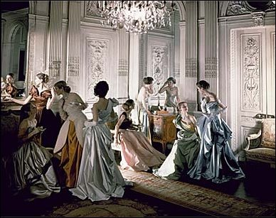 O: CECIL BEATON