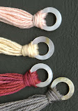 Embroidery Floss Thread Rings