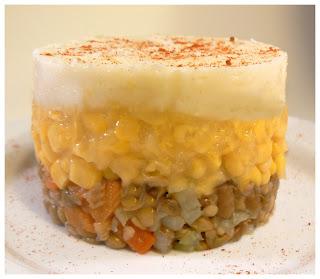 Résultats de recherche d'images pour «paté chinois lentille»