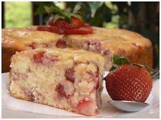 Torte bretonne aux fraises P1360320
