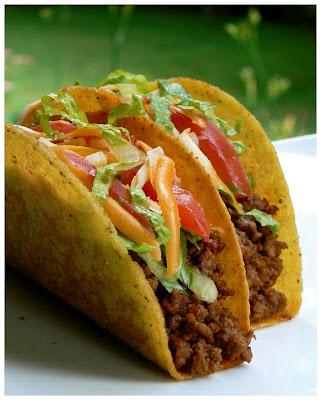 Garniture pour tacos au boeuf recette for Assaisonnement tacos maison