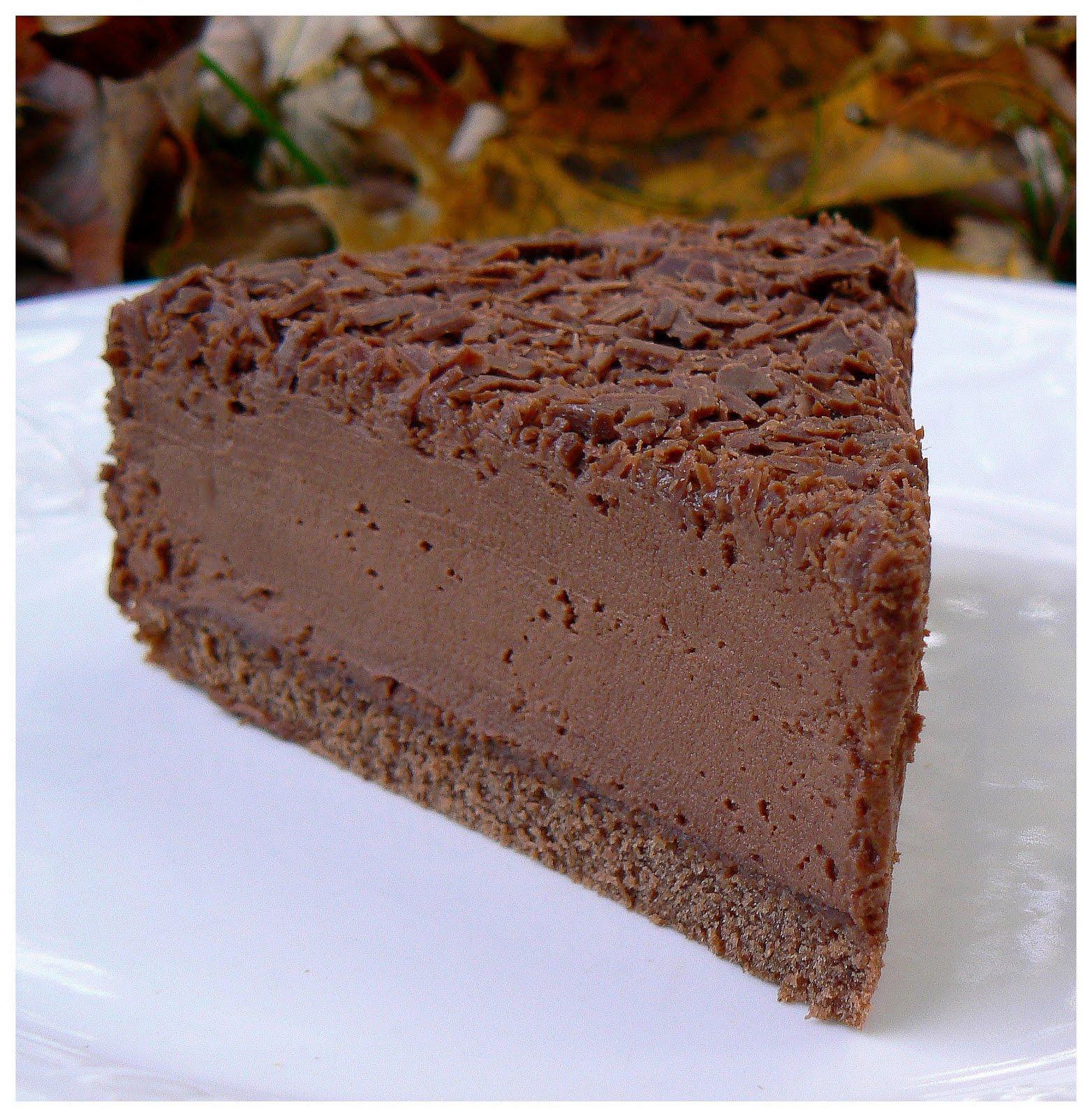 Creme au chocolat pour gateau