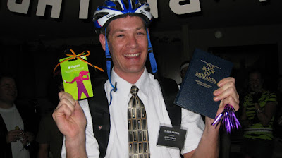 jakes mormon missionary costume recieved the second place prize - Mormon Halloween Costumes