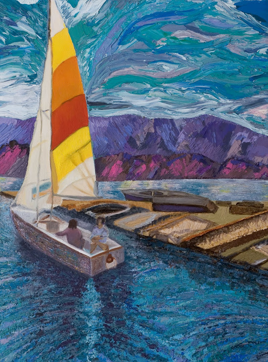 Huntington Sail