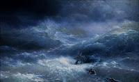 dilúvio - O Dilúvio Universal e suas Implicações  Diluvio