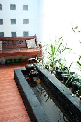 Kolam Renang Mini Dalam Rumah - Rumah Minimalis Modern
