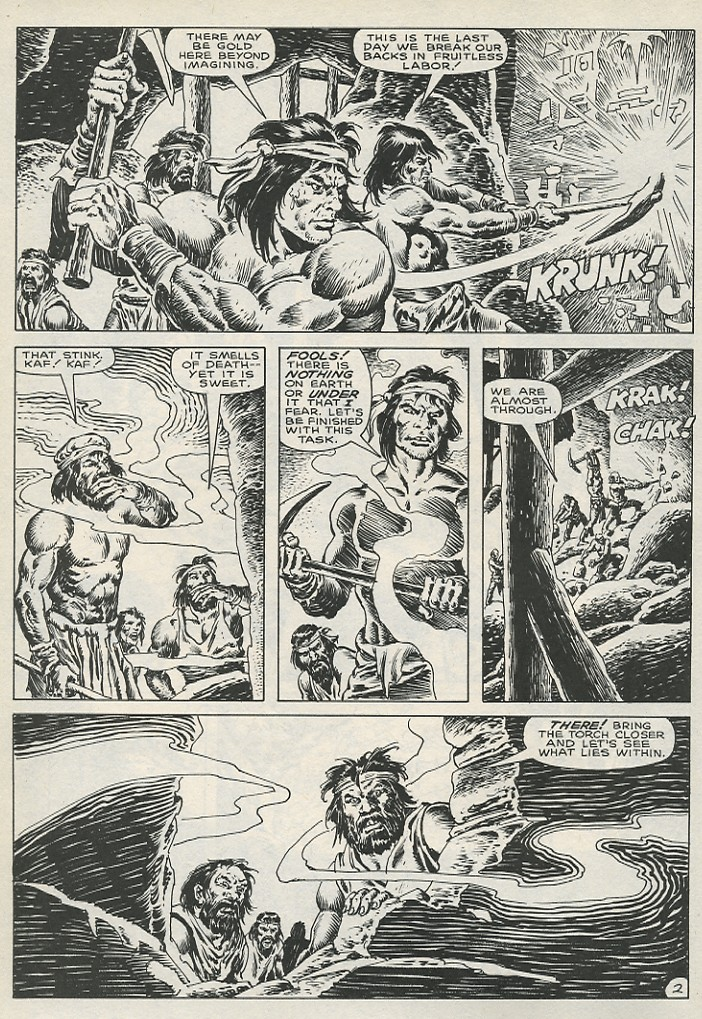 The Savage Sword Of Conan Issue #141 #142 - English 8