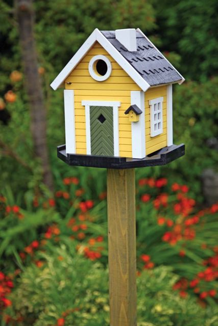 Maryannschiralli bird houses oakville homes - Bird house painting ideas ...