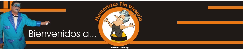 Humoristas Tía Victoria