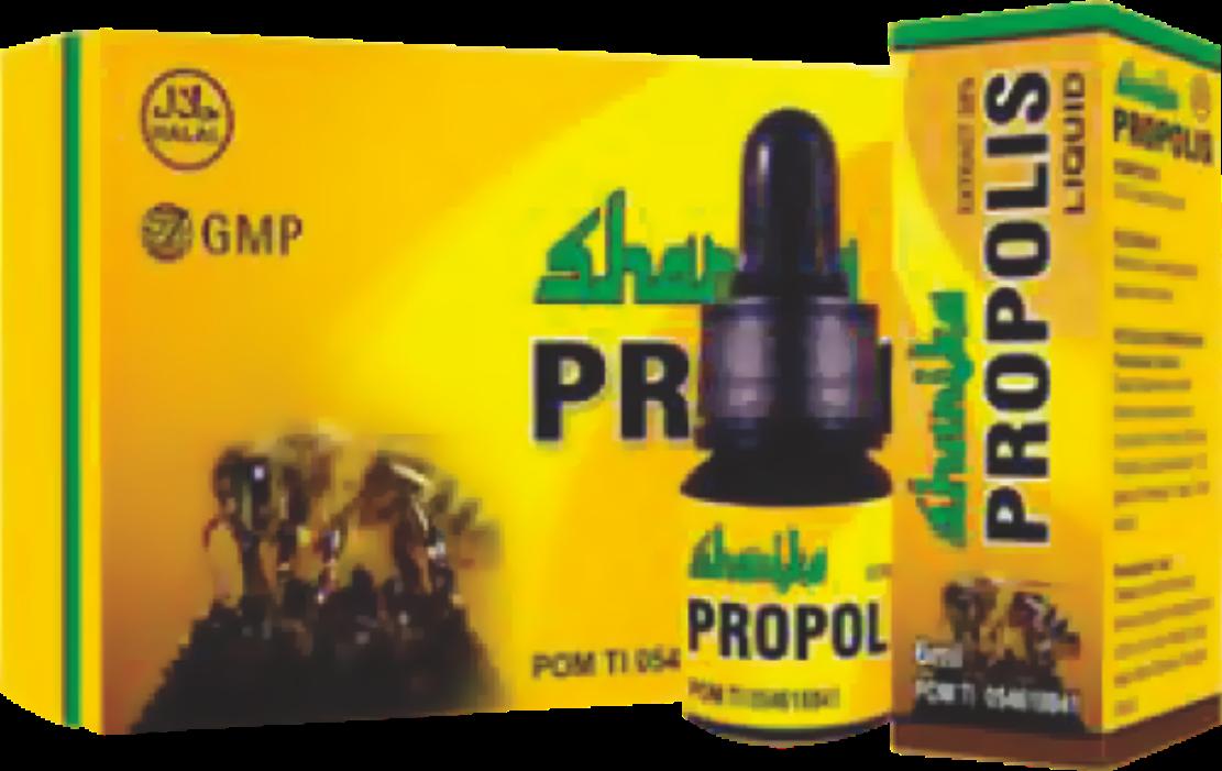 Sharika Propolis Liquid ~ RUMAH HERBAL PROPOLIS