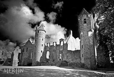 Légendaire Cotentin : Du château de Gratot à l'abbaye de Hambye G