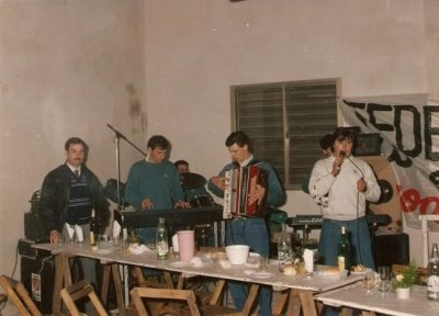 Los Charrúas - Dpto Concordia E. Ríos - Año 1991