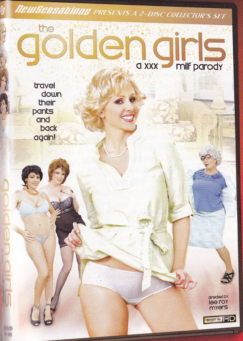 Movie #158: The Golden Girls: An XXX Parody ...