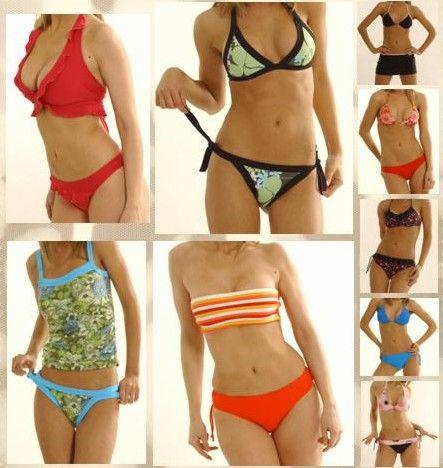 ¿Como elegir el traje de baño? Trajes-de-banos-trikinis-bikini-moda-juvenil-lycras-vestido