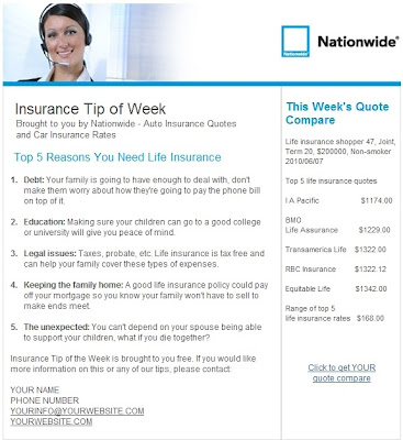 insurance email marketing templates  New! Insurance Email Marketing Templates