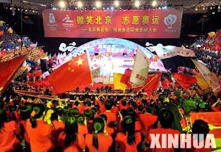 voluntariado beijing 2008
