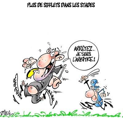 siflet+marsailleise CDG 03 : Siffler la Marseillaise ?