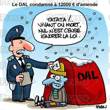 dal+3 CDG 26 : condamné à 12 000 € pour avoir sauvé des vies...