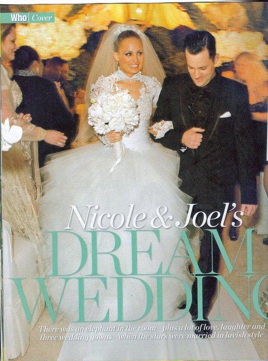 Nicole weiss wedding