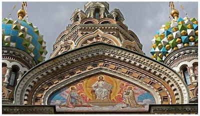La Catedral de San Salvador sobre la Sangre Derramada