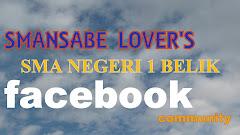 SMANSABE LOVER'S di FACEBOOK