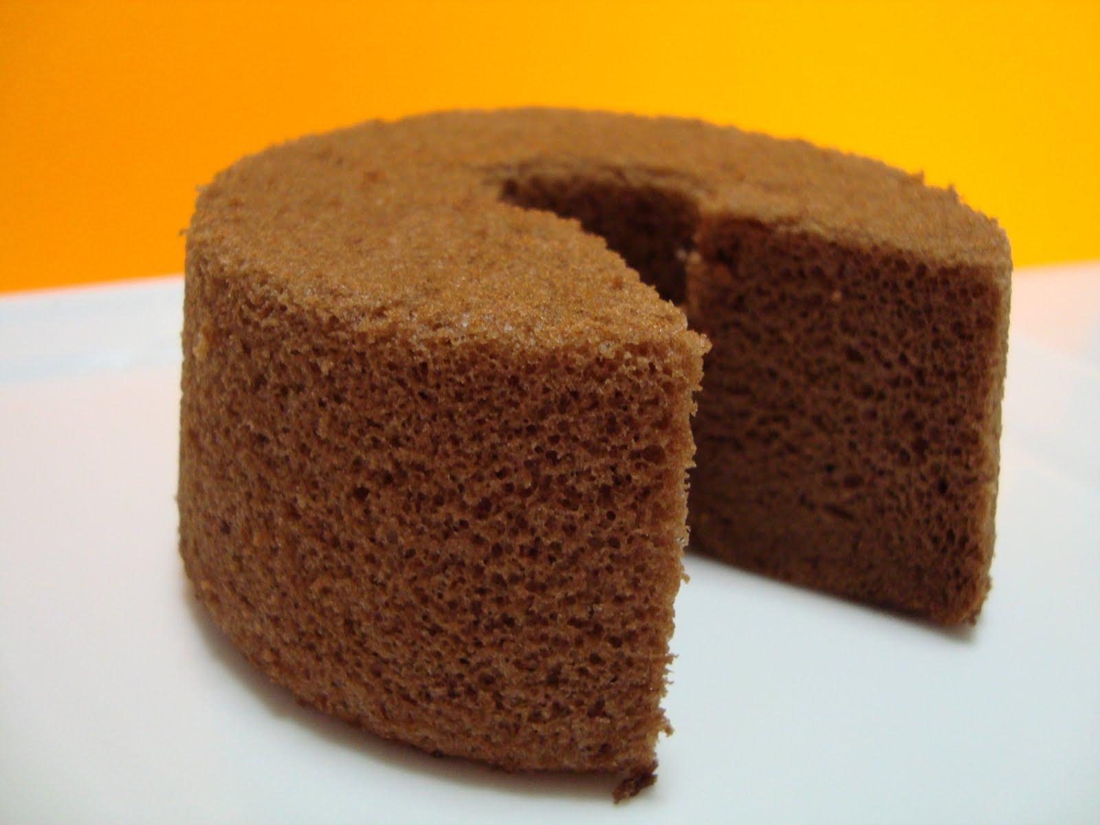 Noms I Must Mocha Chiffon Cake