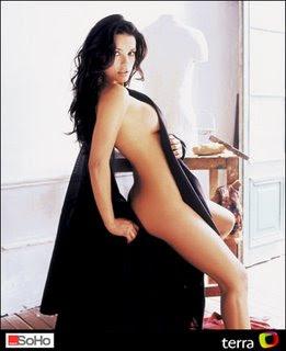 Desnuda paola foto rey