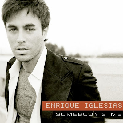 Just Cd Cover: Enrique Iglesias: Somebody's me (official single cover)