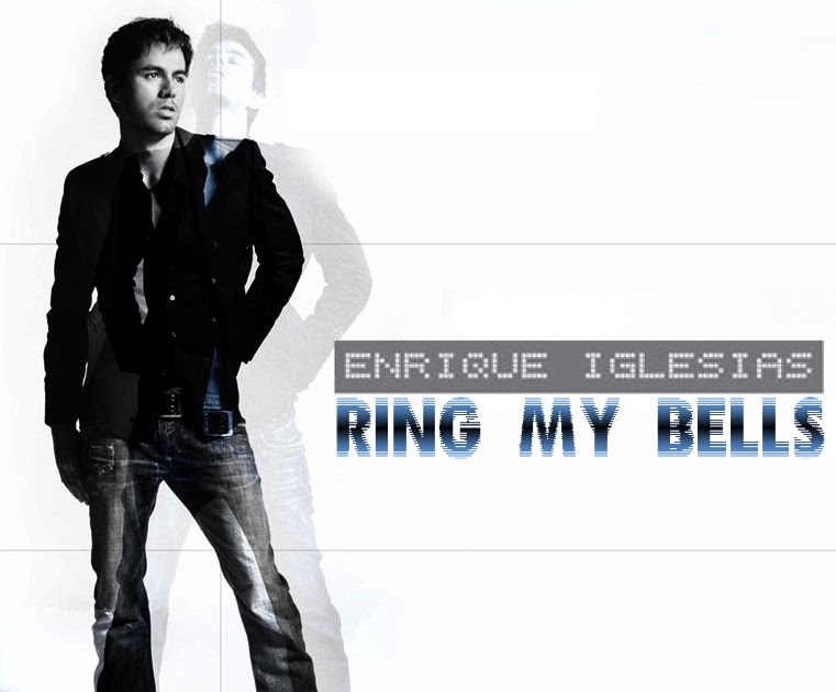 Just Cd Cover Enrique Iglesias Ring My Bells Mbm Single