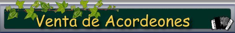 Tienda de acordeones.org