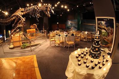 Vegan Wedding At Orlando Science Center