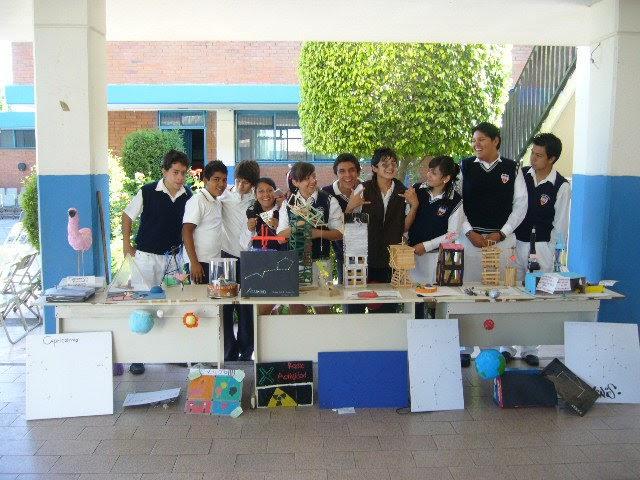 Colegio sim n bol var secundaria for Colegio bolivar y freud