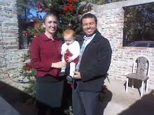 Christmas 2008 in San Luis, Mexico