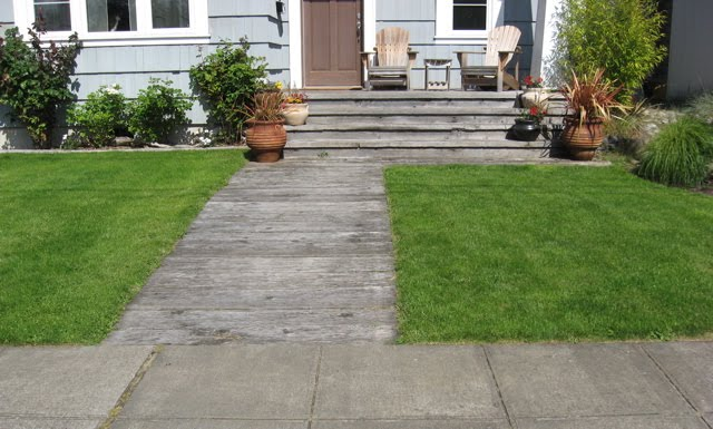 Seattle Garden Ideas: Walkway and Driveway Materials